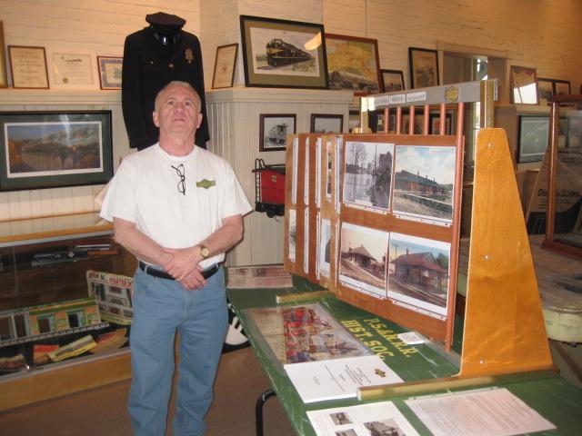 John Muchler PS&NR Historical So