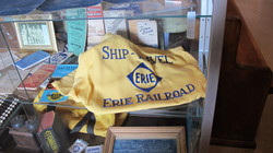 Erie bowling shirt