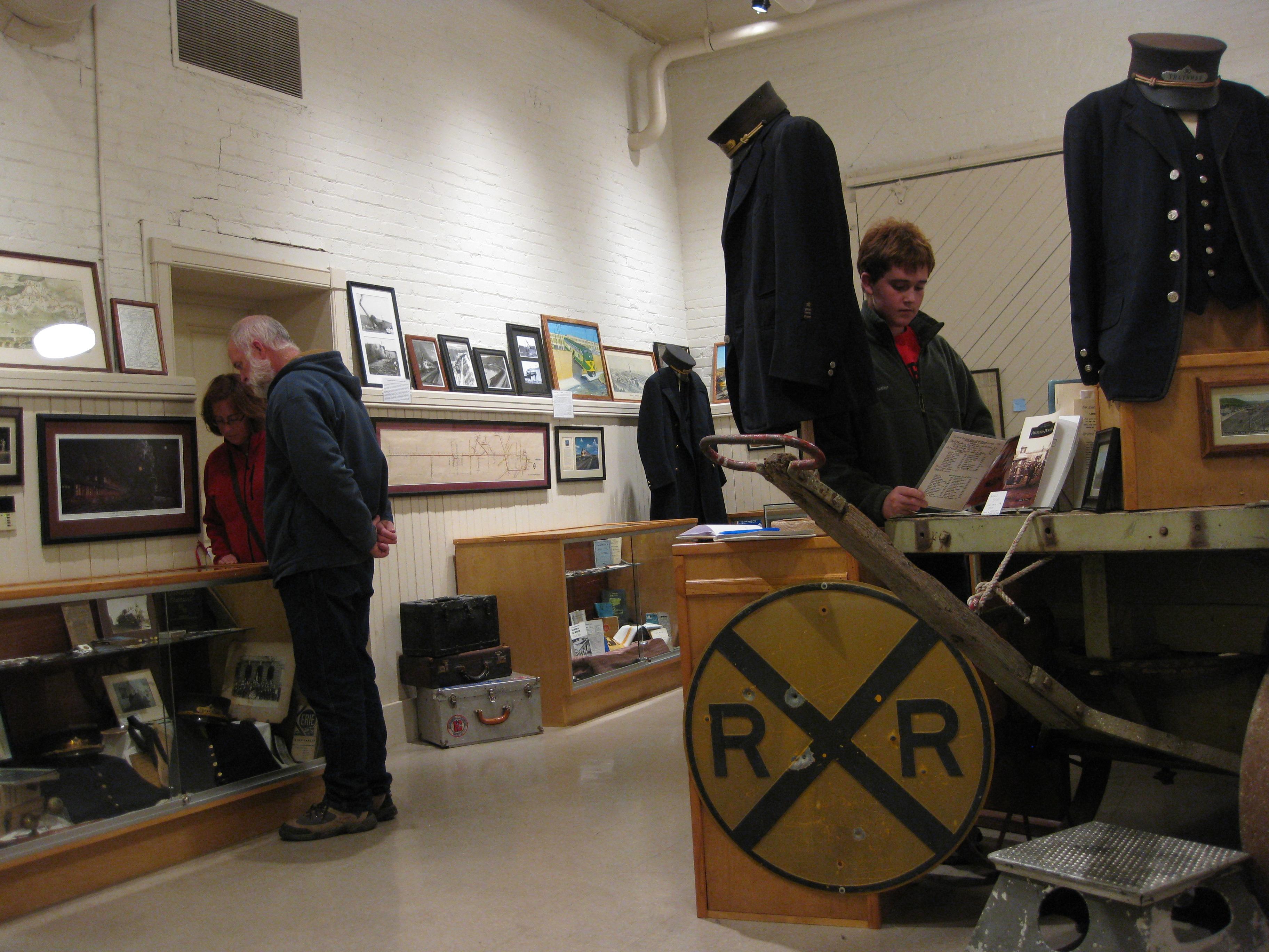 Hornell Erie Depot Museum
