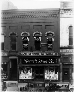 Hornell Drug Co. 124 Main St