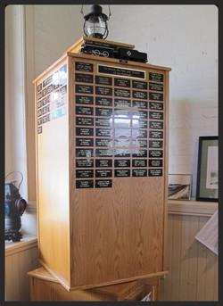 Hornell Erie Depot Musuem Memorial