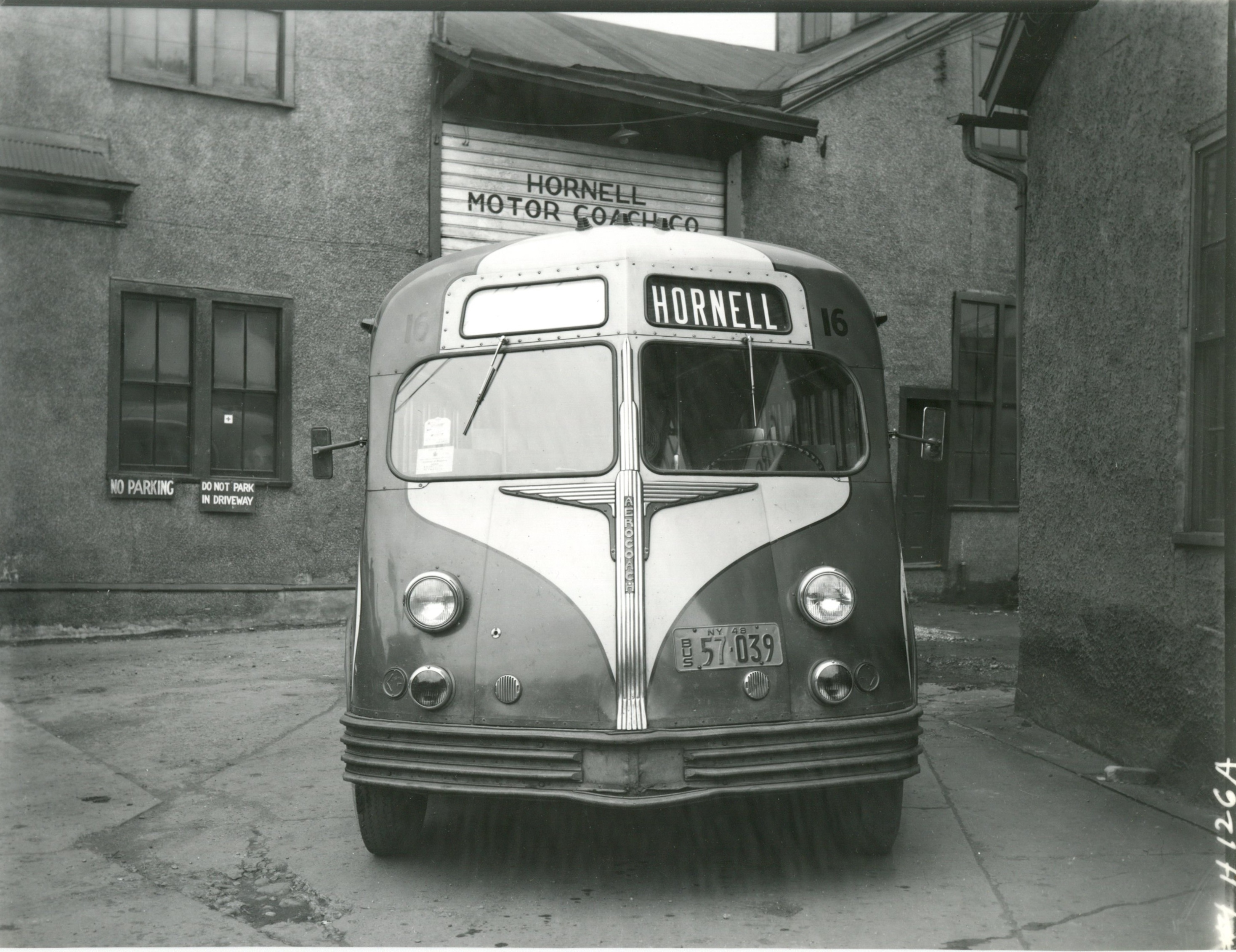 Hornell Trolley Company