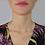 Thumbnail: Collana Oro con pendente in Perla e Diamanti Naturali