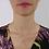 Thumbnail: Collana Oro con pendente in Perla e Diamante Naturale