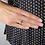 Thumbnail: Anello Oro Diamanti Naturali e Smeraldo Sintetico