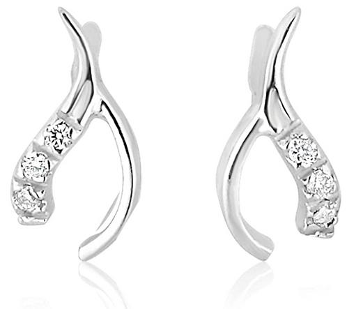 Orecchini in Oro e Diamanti Naturali