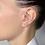 Thumbnail: Orecchini Punto Luce in Oro e Diamanti Naturali  (coppia/singolo)