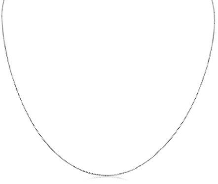 Catena Maglia Veneziana Oro Bianco/Giallo/Rosa lunghezza 42 cm