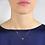 Thumbnail: Collana con Pendente Cuore in Oro e Diamanti Naturali
