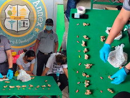 Shabu con adobo, buking, 2 arestado sa Davao City jail