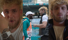 Jake Paul Logan Paul Floyd-YT @Logan Pau
