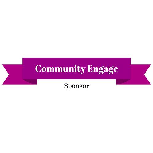 Community Engage Sponsor