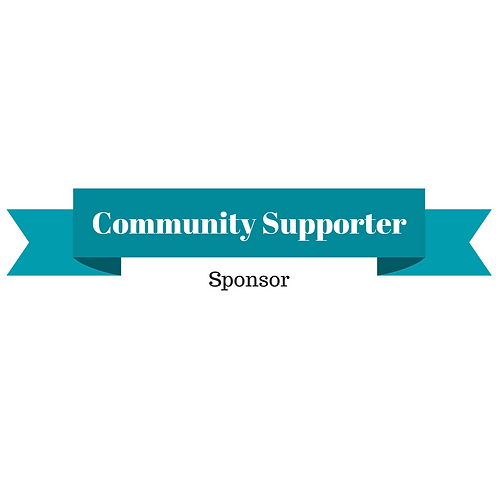 Community Supporter Sponsor