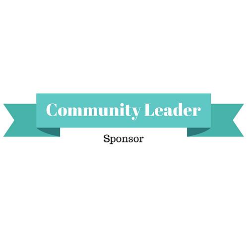 Community Leader Sponsor