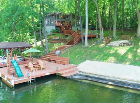 Book Direct Sites at Lake Anna VA