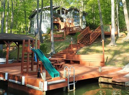 Thinking About A Lake Anna VA Vacation