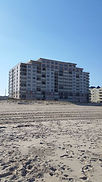 Sandpiper Dunes 104 - View from the beach