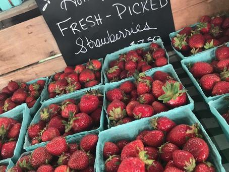 Strawberry Smoothie Recipe (Vegan)