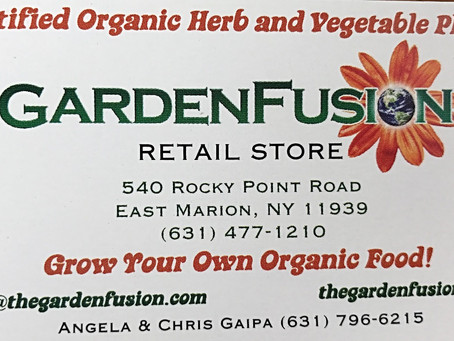 NoFo Tour: Garden Fusion, Certified   Organic Plants from the East End