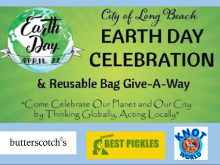Earth Day Celebration in Long Beach