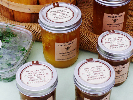 Local Honey for Long Island Allergies