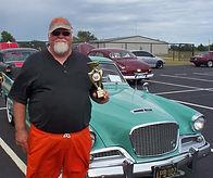 Tom Douglass '60 Hawk 2017 Perkins Car S
