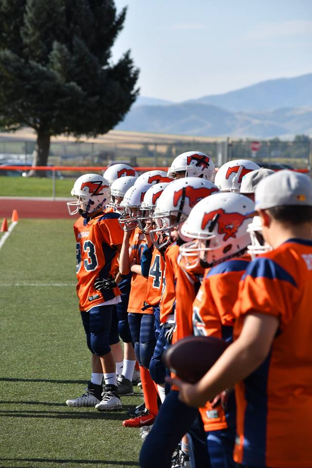 Youth Football Hyrum Mountain Crest Youth Football