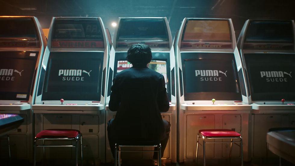 PUMA SUEDE / 失敗協奏曲 / WEB