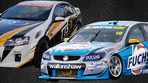 TTS Group Joins V8 Supercar Team 18 for a Full Year in 2015