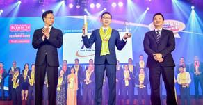 TTS Group Vietnam is Winner of The Golden Dragon Awards 2018