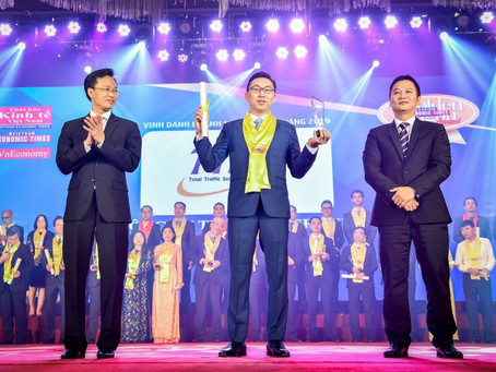 TTS Group Vietnam is Winner of The Golden Dragon Awards 2018