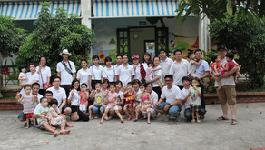 TTS Group Shows Concern To Orphans In Hanoi