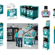 LISTERINE FULL PATH TO PURCHASE POS CAMPAIGN ACTIVATION SUITE