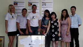 K's 4 Kids Vietnam Fundraising Success