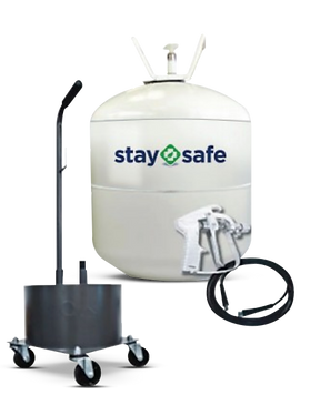 Stay Safe Sanitiser Pressurised Mobile