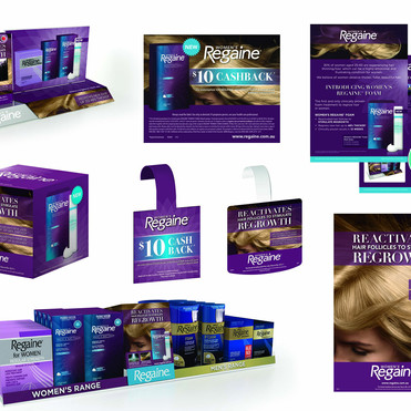 REGAINE FULL PATH TO PURCHASE POS CAMPAIGN ACTIVATION SUITE