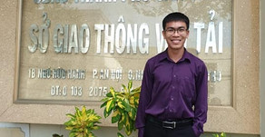 Vietnam Team Leader's study trip to Can Tho!