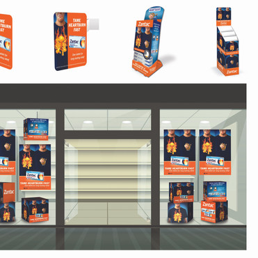 ZANTAC FULL PATH TO PURCHASE POS CAMPAIGN ACTIVATION SUITE