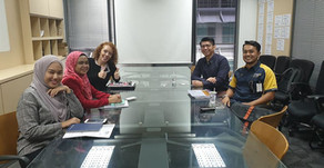 Meeting with Malaysia's most advanced container terminal