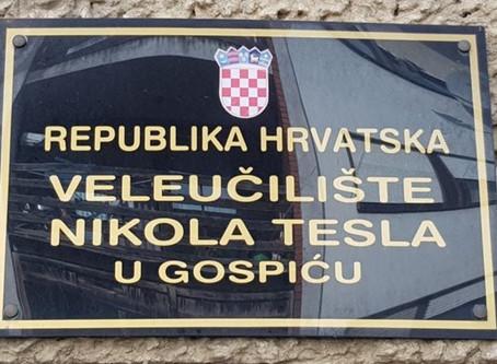 Marko Lecturing in Gospić, Croatia!