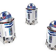 BAND-AID R2-D2 FLOOR POS DISPLAY
