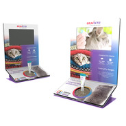 BRAVECTO GLORIFIER WITH LCD MEDIA PLAYER