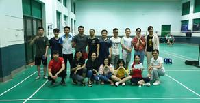 Vietnam Office Badminton Match!