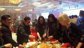 Lunar New Year Dinner 2016 by Singapore Business Association Vietnam (SBAV)