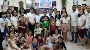 A visit toTong Phuoc Phuc Orphanage