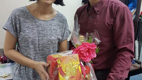 Surprise from Accounthink Pte Ltd