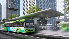 TTS Group Proud to Be Part of Hanoi BRT Project