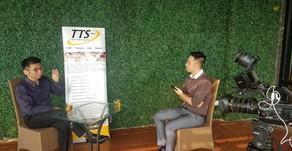 TTS Vietnam interviewed by VTC10!