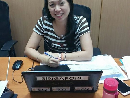 New Admin For TTS Singapore