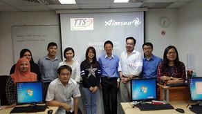 AIMSUN 2016 Training in Singapore